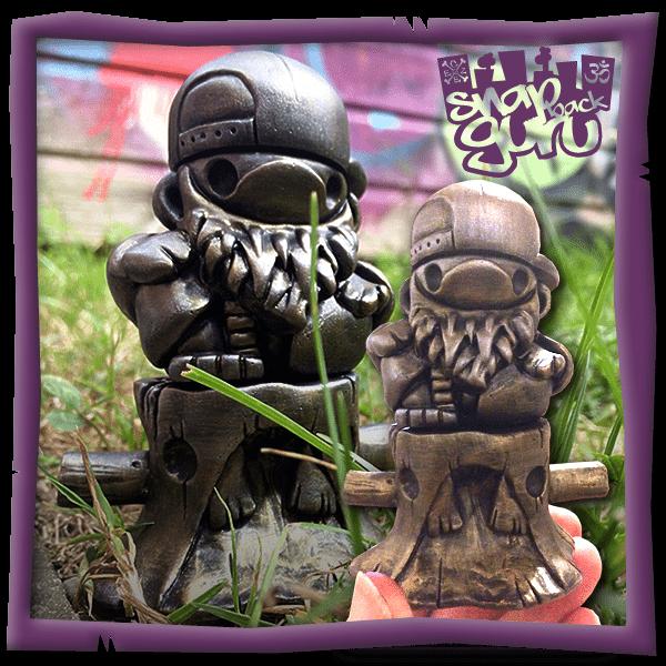 SNAP BACK Guru Bronzed Edition By Czee13
