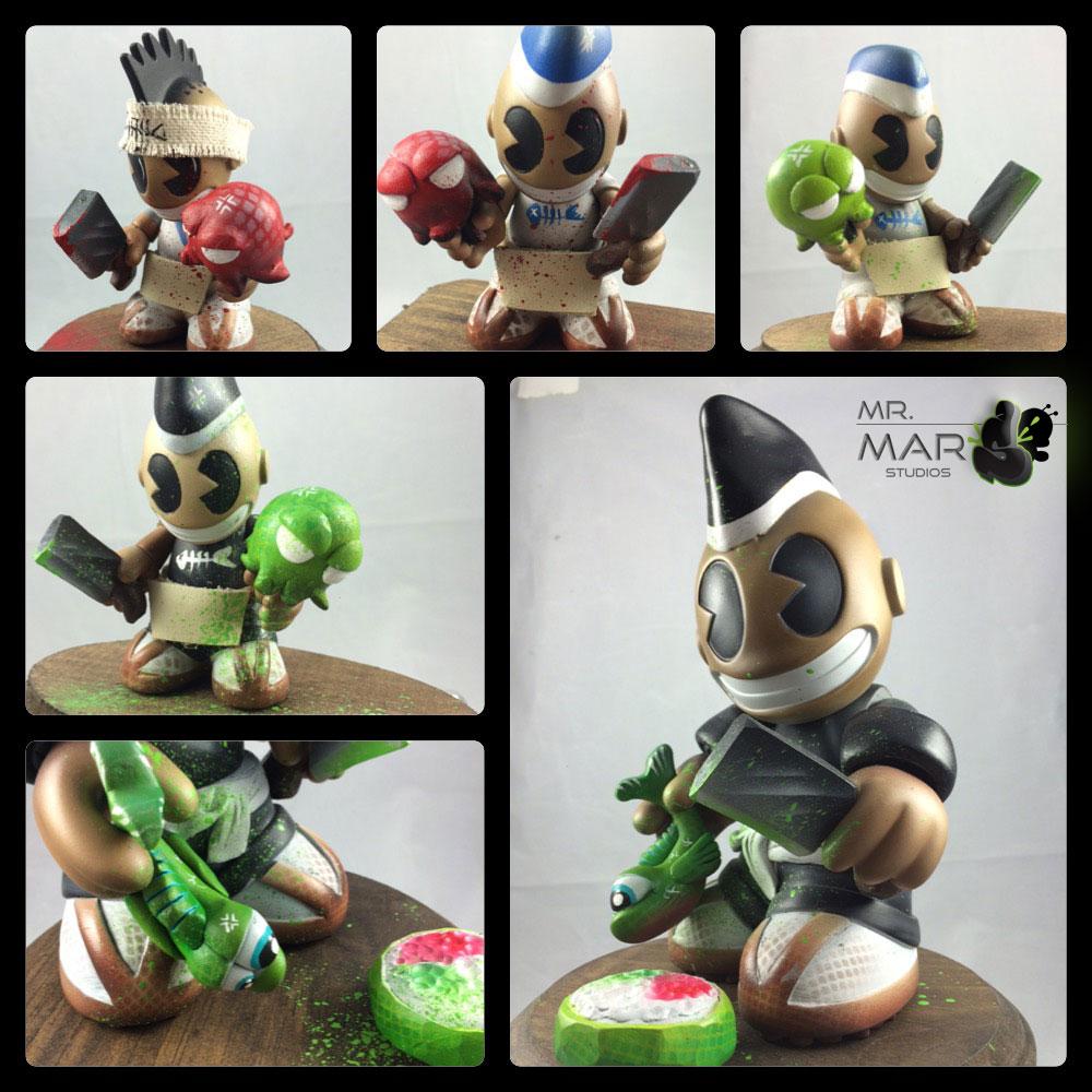 Sashimibots by Mr Mars set