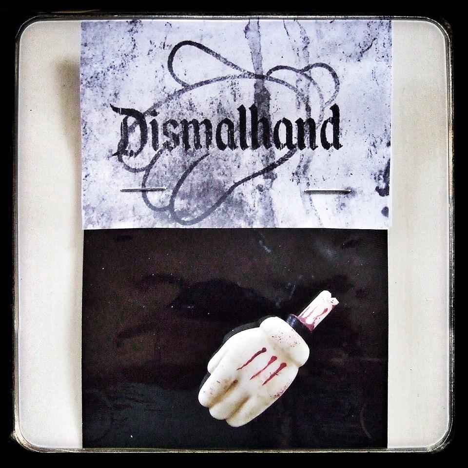 Severed Dismalhand resin DMS no Bansky Dismaland