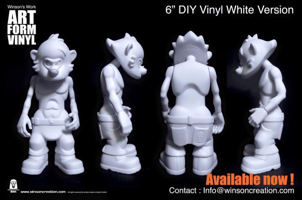 Winson Ma DIY art From Vinyl