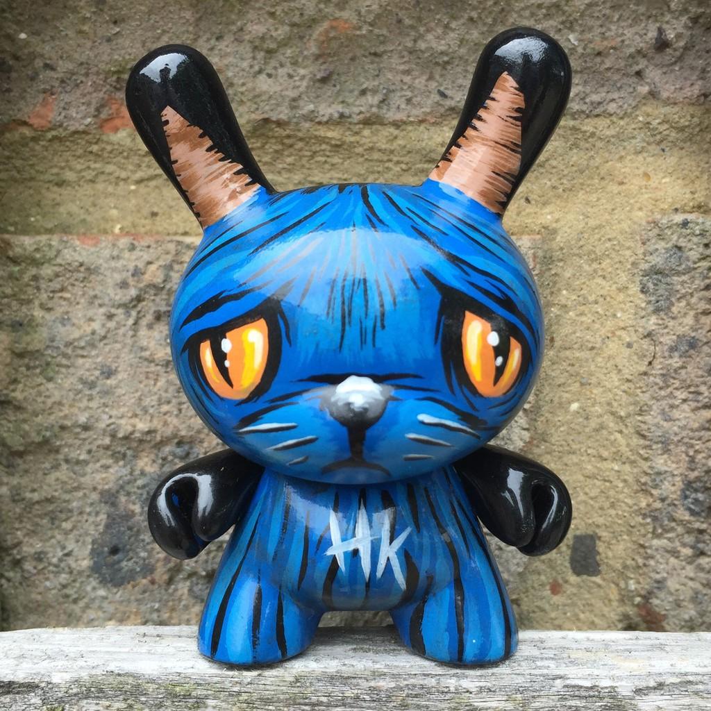 blue lil hellcat