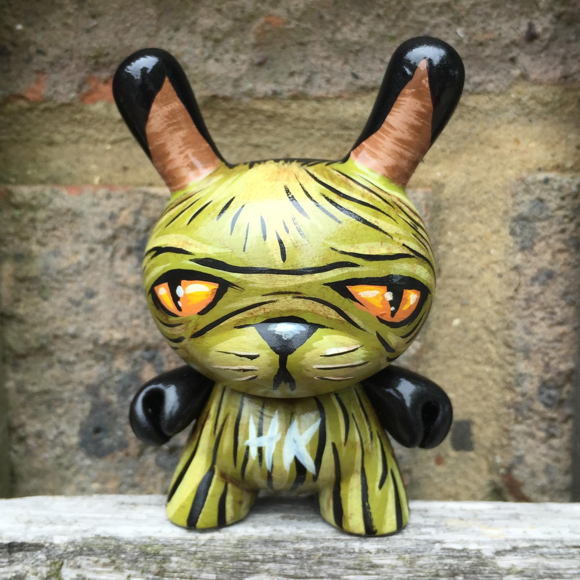 green lil hellcat