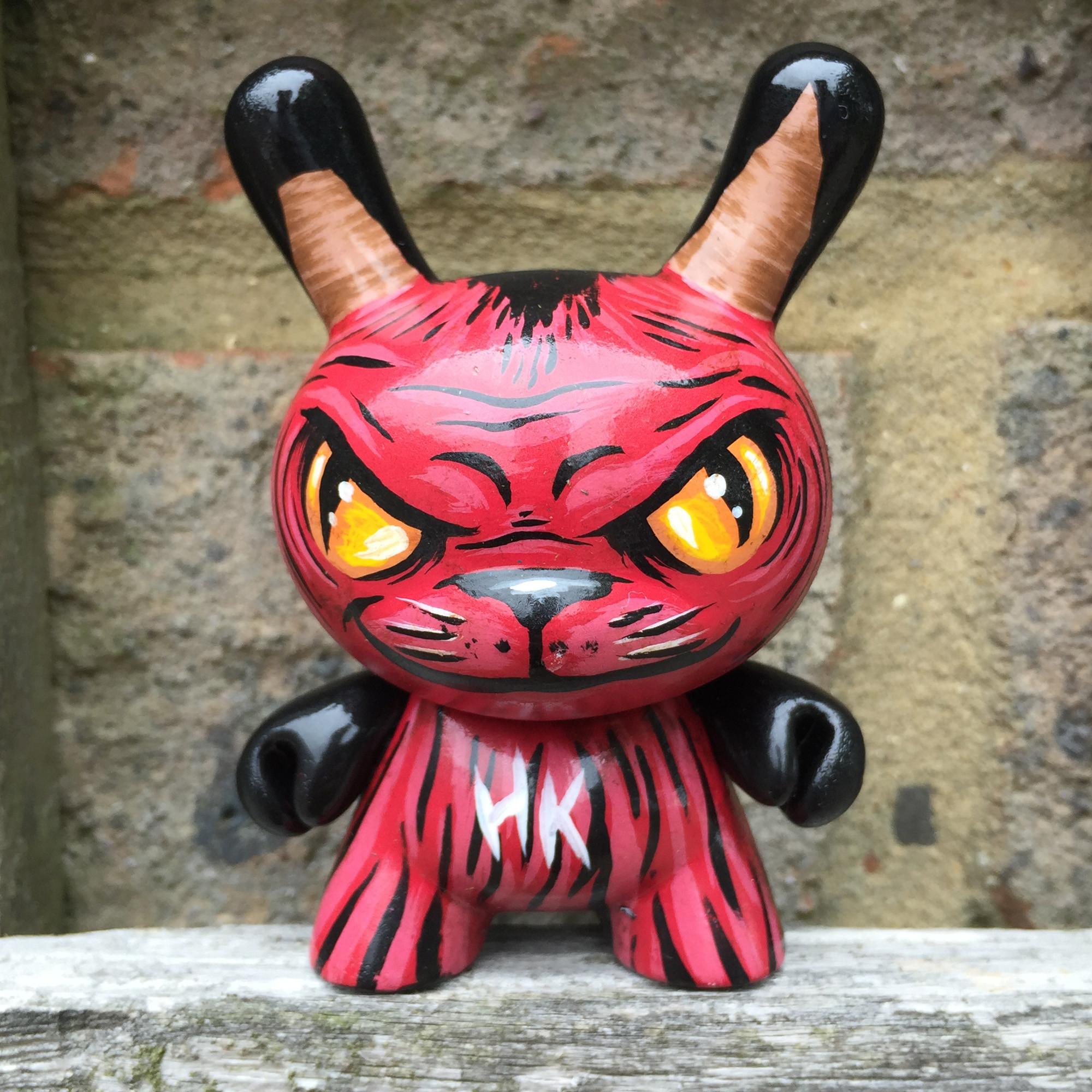 red lil hellcat