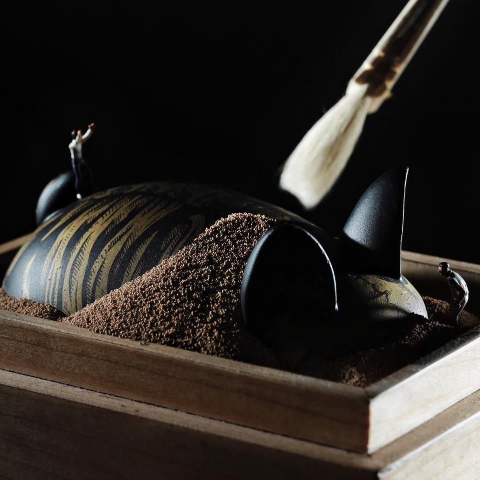 Ancient Dream Numbus By Mr KumKum x Paulus Hyu x Kurobokan close up toy photography