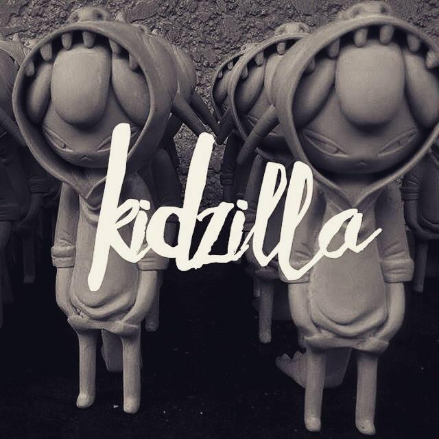 Kidzilla Midnight Edition by Yoii x Wetworks IG STGCC 2015