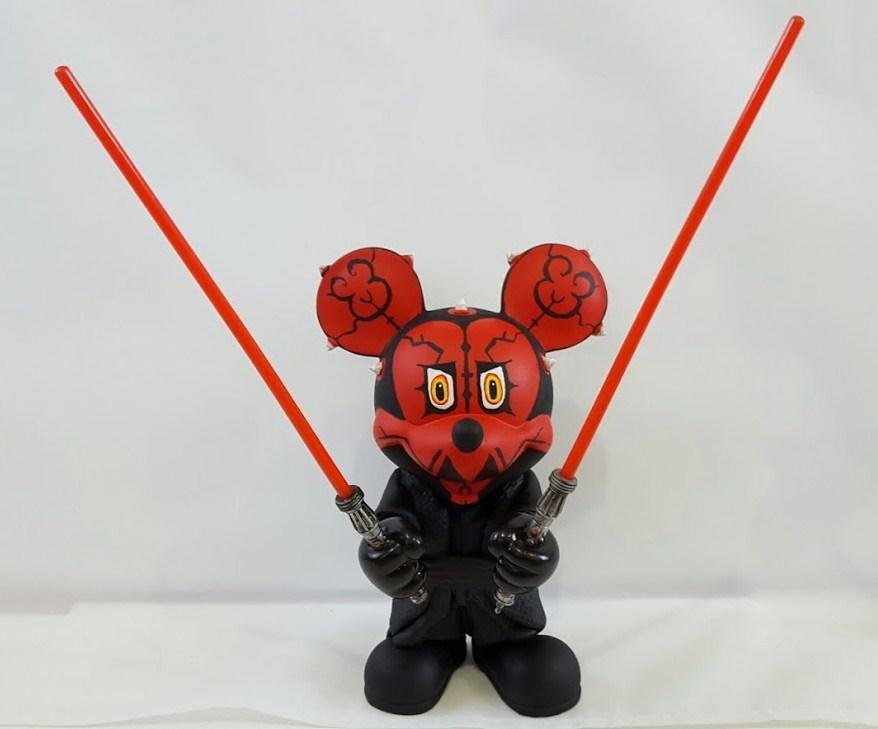 Mickey Maul VTAS
