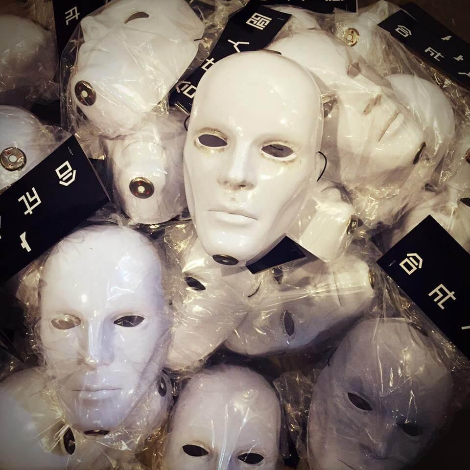 1000toys Synthetic Human CRC Close Range Combat BAIT x Nsurgo Masks