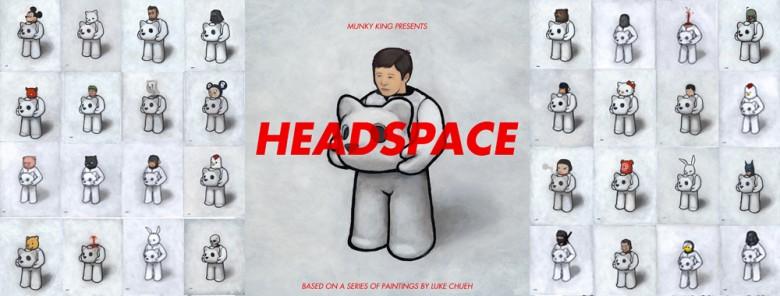 HEADSPACE by Luke Chueh x Munky King illa