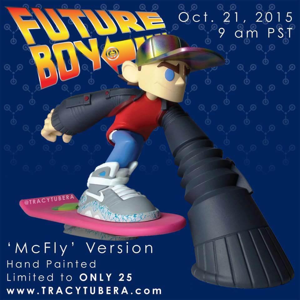 Mc Fly by Tracy Tubera x Mana Studio
