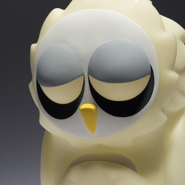 Omen Fade Ignited release MPH coarse toys myplasticheart NYCC close up