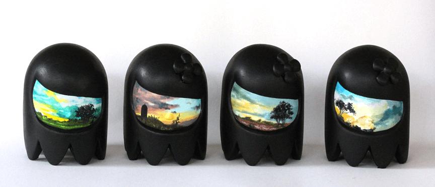 Silhouettes by Lou Pimentel