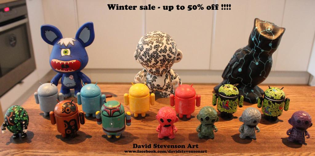 winter sale 50