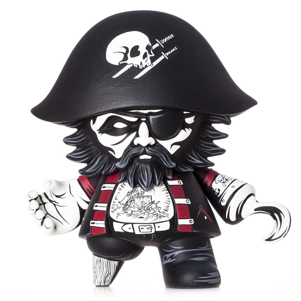 Captain Sturbrau toy2r Battle of the sea customs by Jon Paul Kaiser