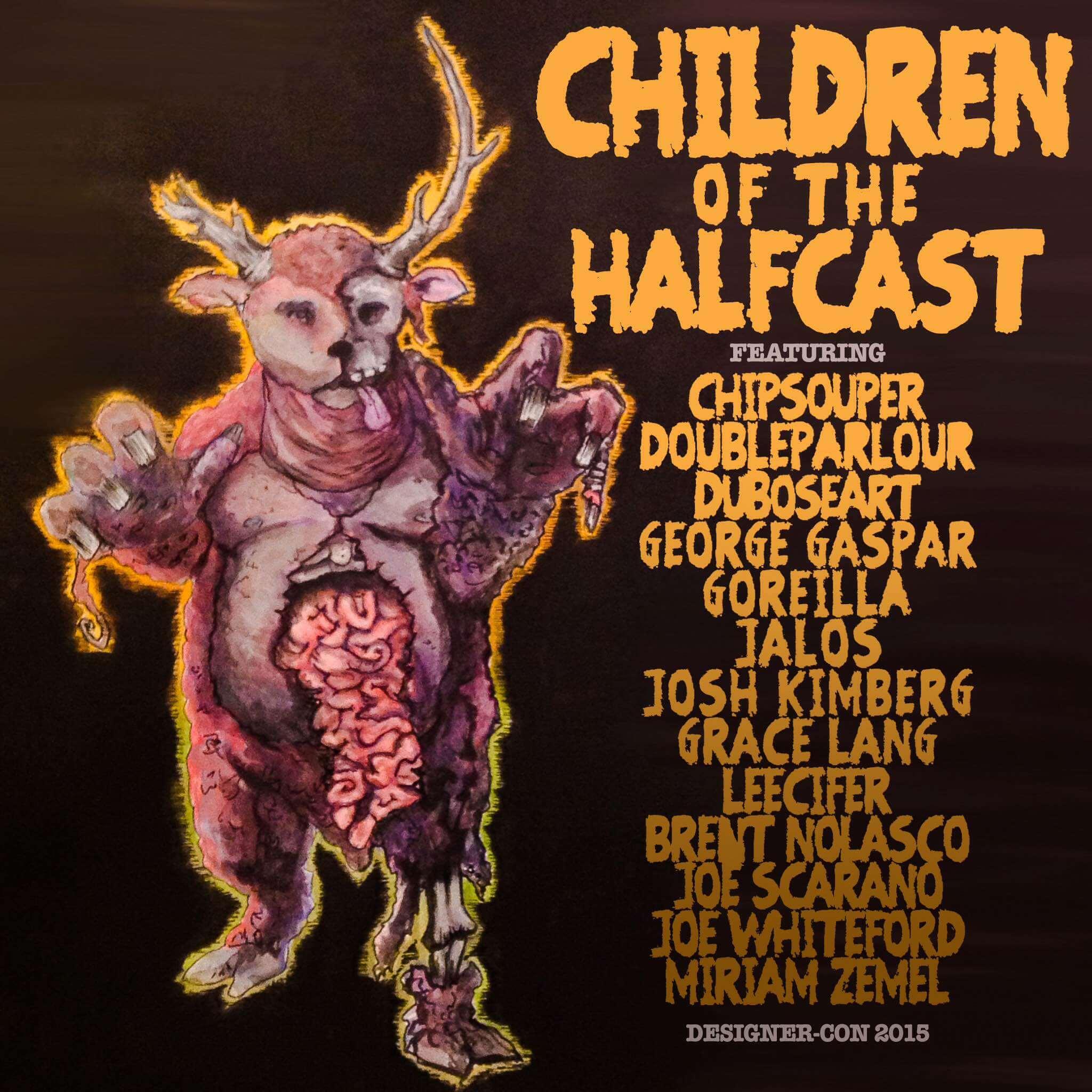 children of the halfcast dcon