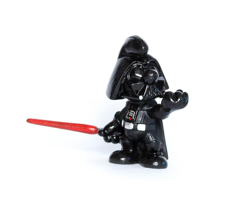 Smurf Vader by Greg Aronowitz - BarnYardFX