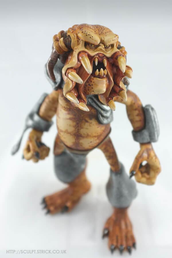 The Predator by Mike Strick