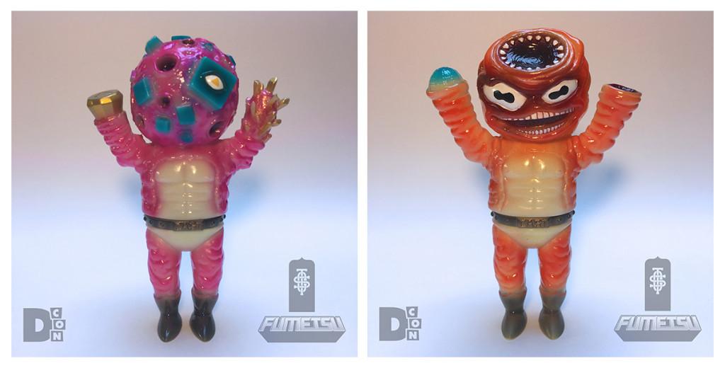 lulubell toys x Cop a Squat Toys KurzweilVing Dcon SetB