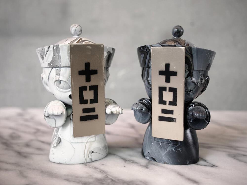 Bai Chu Ba-Tu Edition by Ink & Clog x Otto Bjornik 5
