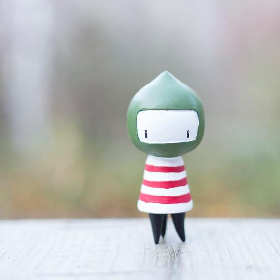 Christmas Jo by KiiroToys