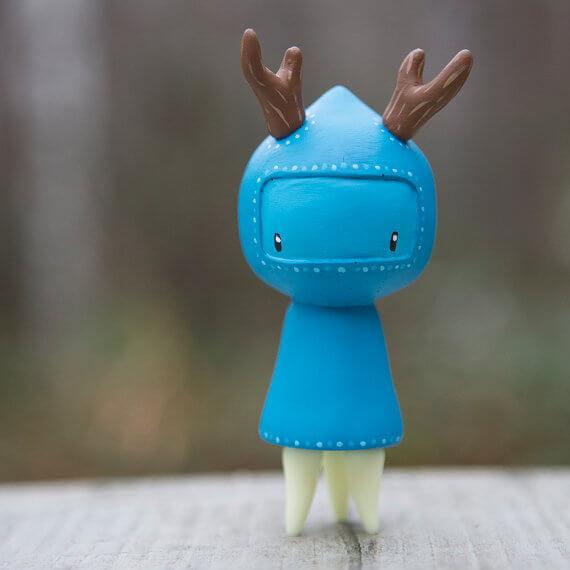 Deer Jo by kiiroToys