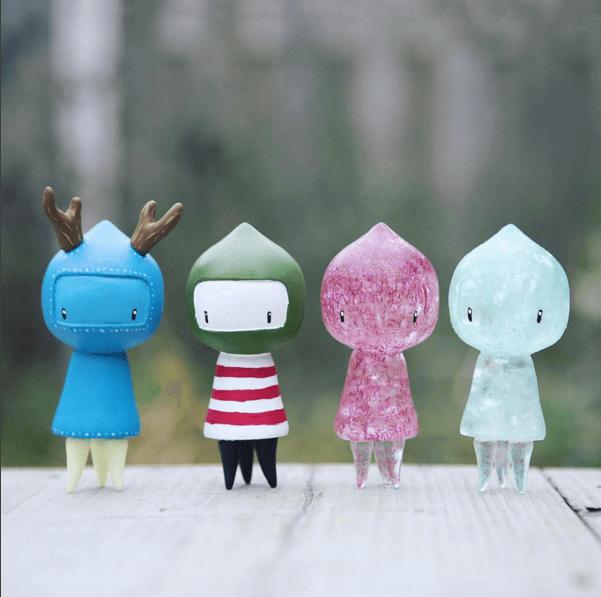 Family Jo Series by KiiroToys