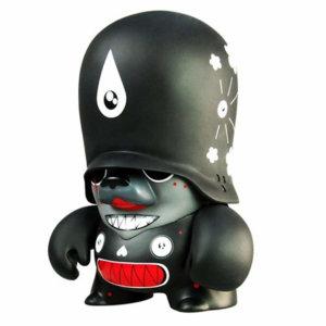 Dalek Teddy Trooper - Black Edition