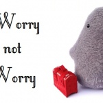 Worry the Aromatherapy Companion plush Taylored Curiosities