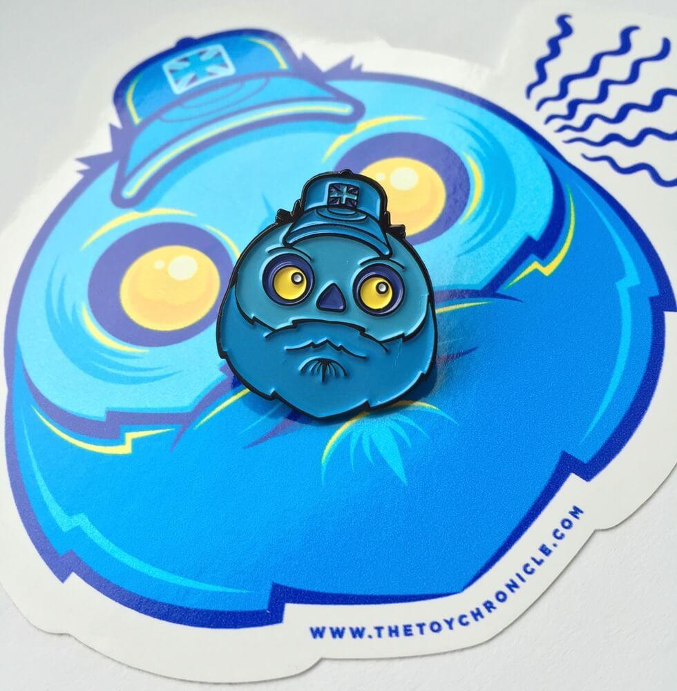 The Toy Chronicle Enamel Pin Badge 1 0