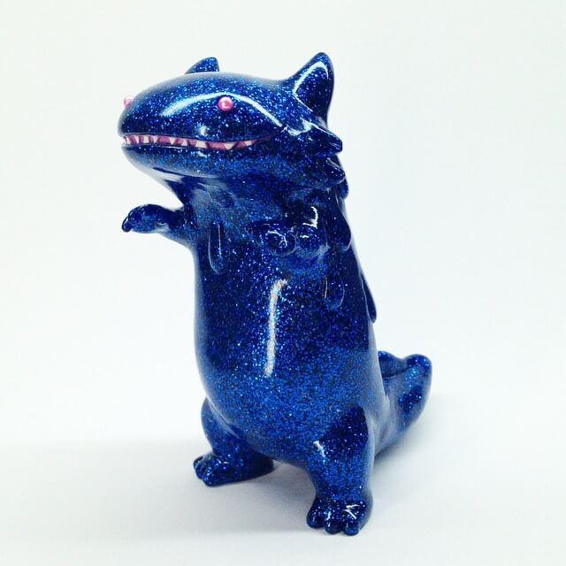 byron blue glitter by shoko nakazawa