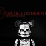 Dia-De-los-Muertos-by-JonPaul-Kaiser-JPK-Bearbrick-400-percent