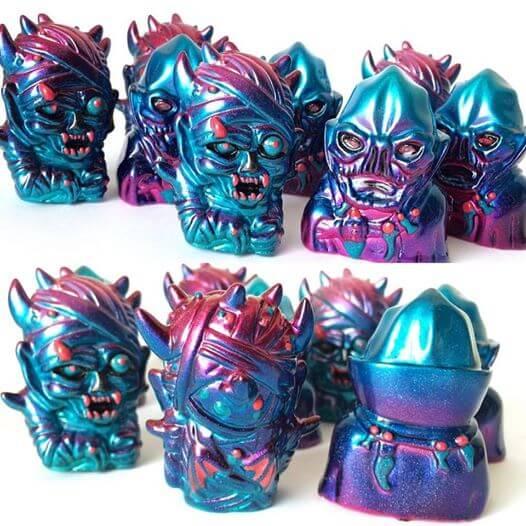 Elder Demon candie bolton x Johan Bramell Ulrich aka DeathCatToys sets