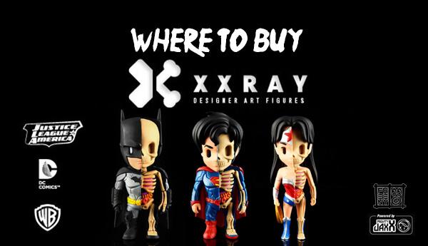 Where-to-buy-Jason-Freeny-x-Mighty-Jaxx--Justice-League-XXRAY-