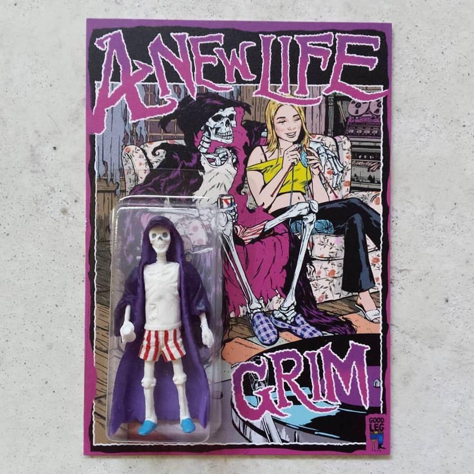 Azizi Gibson x Goodleg toys