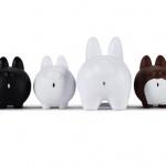 Kidrobot Frank Kozik Labbit Litton designer toy vinyl