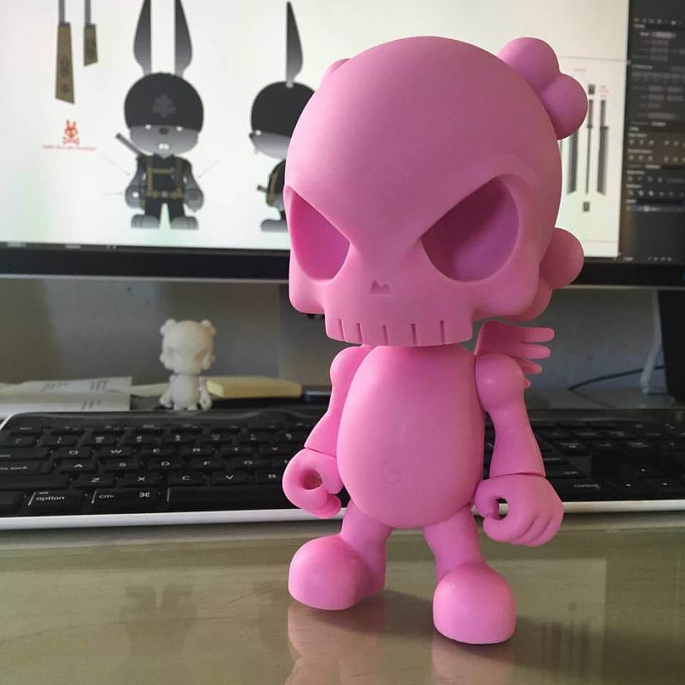 Pink_Blank_HuckGee_ToyConUK