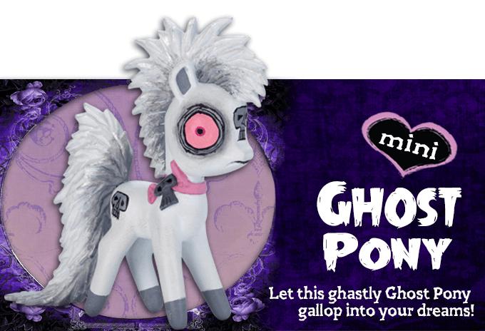 ghost pony vamplets