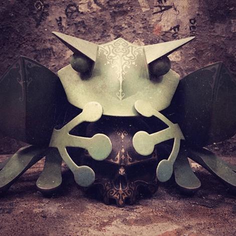 skull 13 art