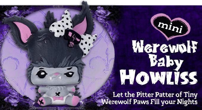werewolf paws vamplets