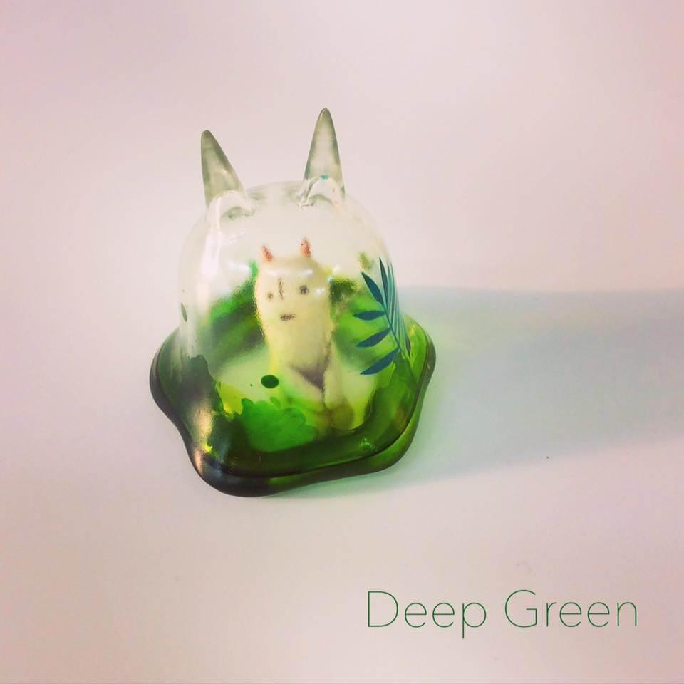 Moo Chuck By KKAMoxo x Toinz Chuck deep green