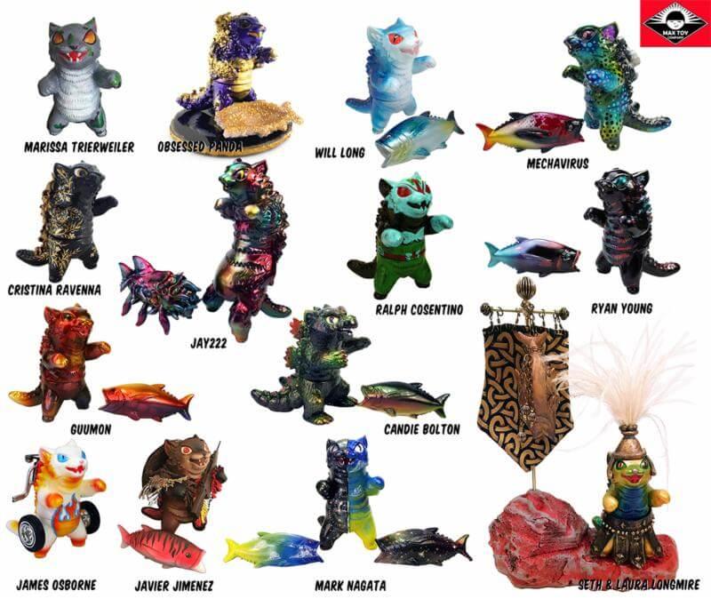 Negora Custom Show Max toy company