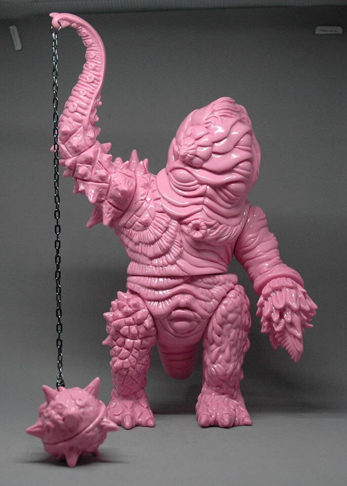 Paul Kaiju x TAG Bubblegum SLUGBEARD