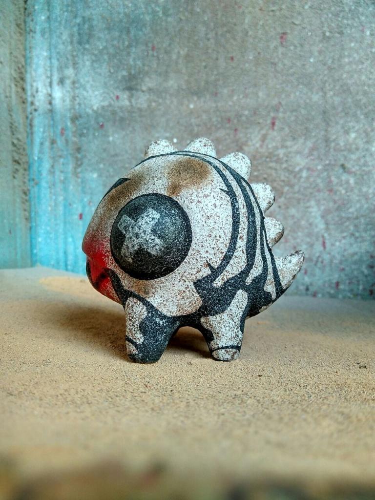 THE RELIC - Custom TOKA Figure by Fadlin Ichwan