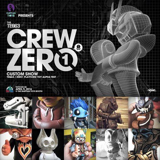 The TEQ63 Crew Zero 1