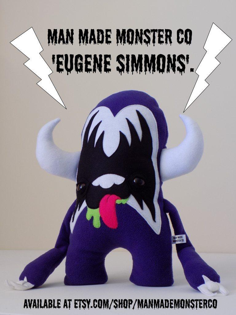 man made monster co Eugene Simmons 4