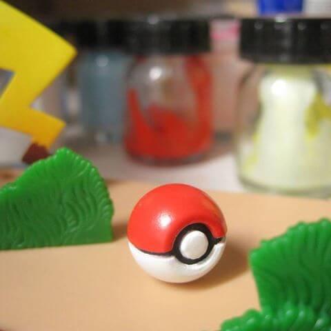 pikachu by dolly oblong kidrobot Dunny 2016 pokemon pokeball