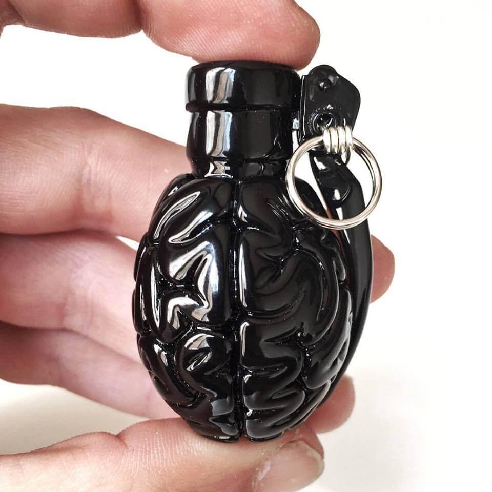 Baby Brainade black edition emilio garcia