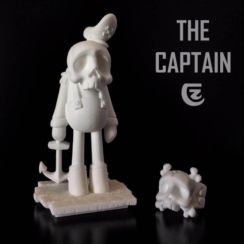Captain Zeto