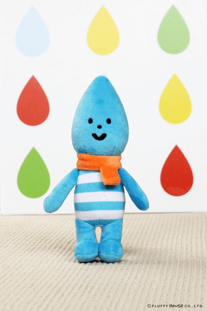 Little Raindrop plush By Fluffy House full