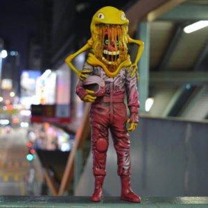The Astronaut Alex Pardee ToyQube