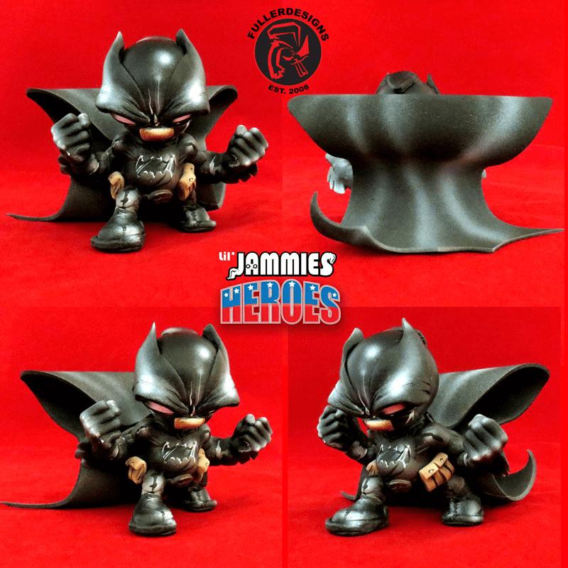 Batman Venom Lil Jammie Heroes By Fuller Designs